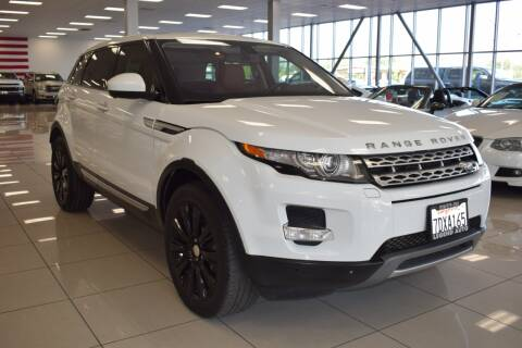 2014 Land Rover Range Rover Evoque for sale at Legend Auto in Sacramento CA