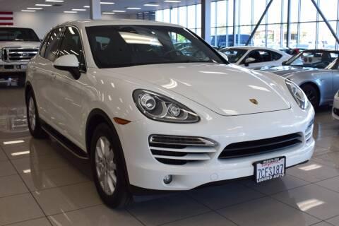 2013 Porsche Cayenne for sale at Legend Auto in Sacramento CA