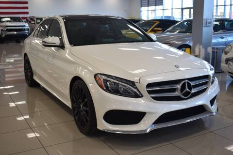 2017 Mercedes-Benz C-Class for sale at Legend Auto in Sacramento CA