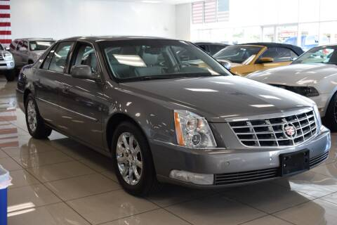 2008 Cadillac DTS for sale at Legend Auto in Sacramento CA