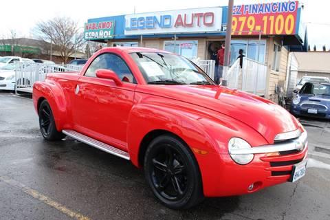 2003 Chevrolet SSR for sale in Sacramento, CA