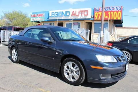 2006 Saab 9-3 for sale in Sacramento, CA