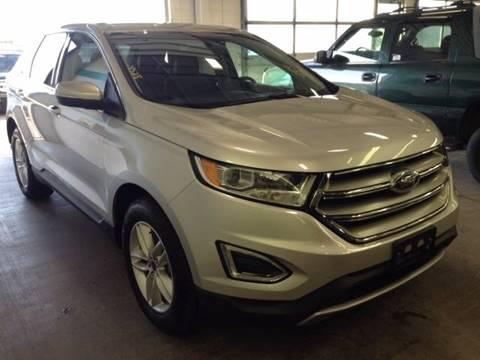 2015 Ford Edge for sale at Falleti Motors, Inc.  est. 1976 in Batavia NY