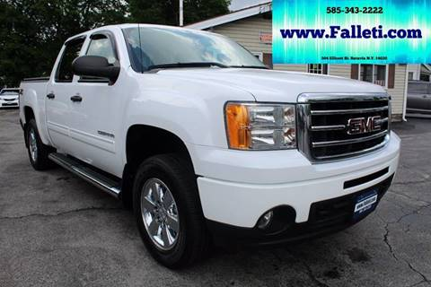 2012 GMC Sierra 1500 for sale at Falleti Motors, Inc.  est. 1976 in Batavia NY