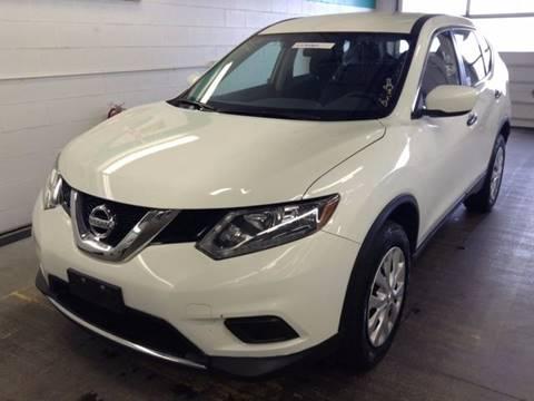 2016 Nissan Rogue for sale at Falleti Motors, Inc.  est. 1976 in Batavia NY