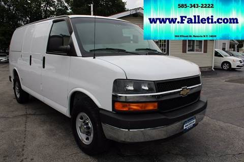 2012 Chevrolet Express Cargo for sale at Falleti Motors, Inc.  est. 1976 in Batavia NY