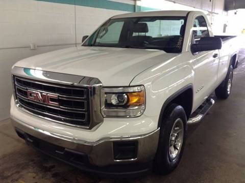 2015 GMC Sierra 1500 for sale at Falleti Motors, Inc.  est. 1976 in Batavia NY