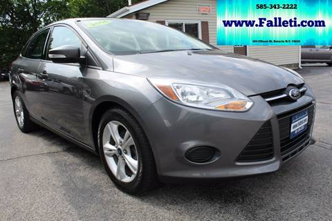 2014 Ford Focus for sale at Falleti Motors, Inc.  est. 1976 in Batavia NY