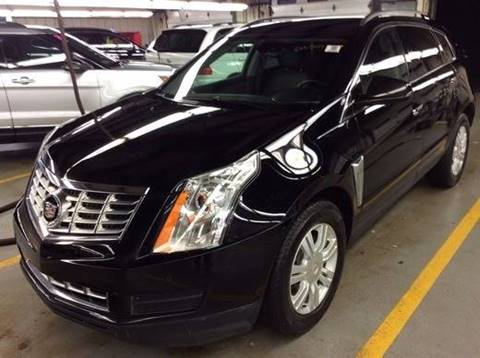 2016 Cadillac SRX for sale at Falleti Motors, Inc.  est. 1976 in Batavia NY