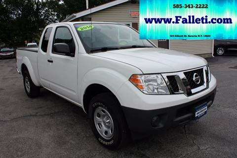 2014 Nissan Frontier for sale at Falleti Motors, Inc.  est. 1976 in Batavia NY
