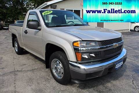2008 Chevrolet Colorado for sale at Falleti Motors, Inc.  est. 1976 in Batavia NY