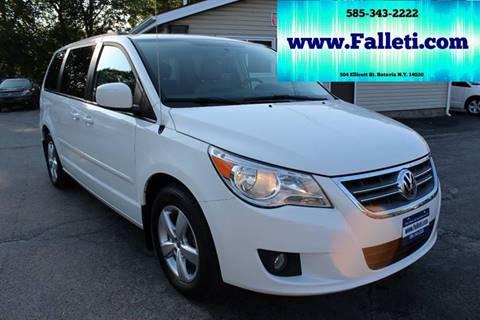 2011 Volkswagen Routan for sale at Falleti Motors, Inc.  est. 1976 in Batavia NY
