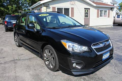2012 Subaru Impreza for sale at Falleti Motors, Inc.  est. 1976 in Batavia NY