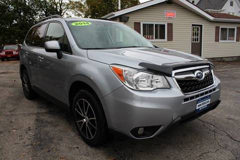 2014 Subaru Forester for sale at Falleti Motors, Inc.  est. 1976 in Batavia NY