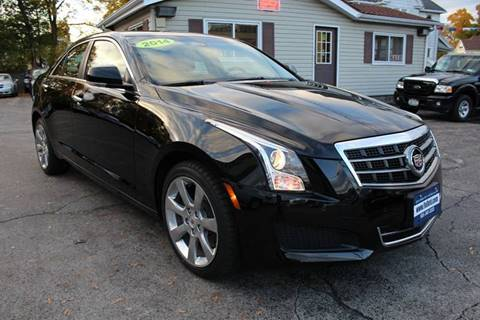 2014 Cadillac ATS for sale at Falleti Motors, Inc.  est. 1976 in Batavia NY