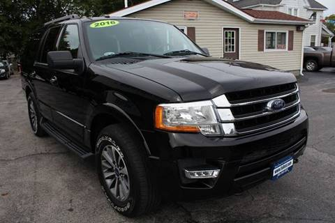 2016 Ford Expedition for sale at Falleti Motors, Inc.  est. 1976 in Batavia NY