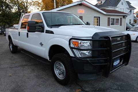 2012 Ford F-250 Super Duty for sale at Falleti Motors, Inc.  est. 1976 in Batavia NY