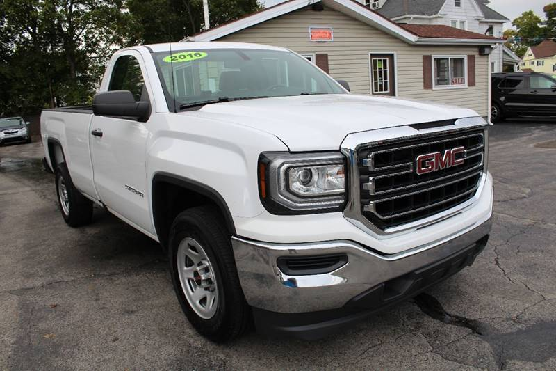 2016 GMC Sierra 1500 for sale at Falleti Motors, Inc.  est. 1976 in Batavia NY