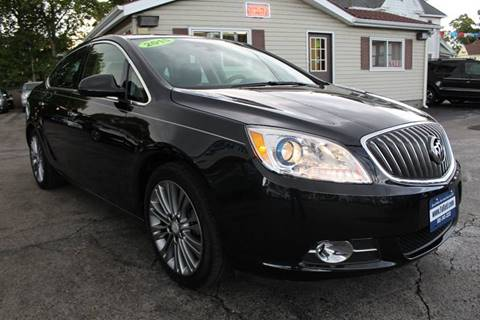 2015 Buick Verano for sale at Falleti Motors, Inc.  est. 1976 in Batavia NY
