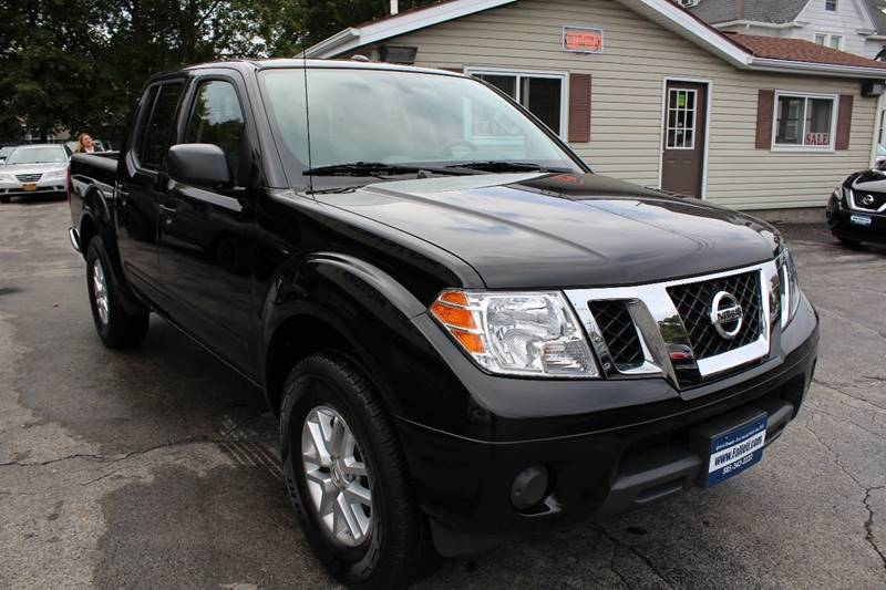 2016 Nissan Frontier for sale at Falleti Motors, Inc.  est. 1976 in Batavia NY