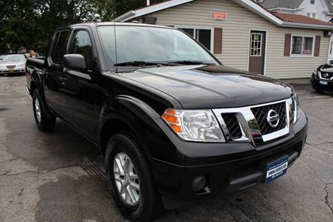 2016 Nissan Frontier for sale in Batavia, NY