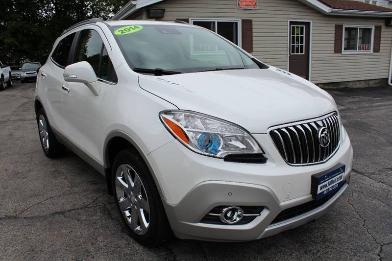 2014 Buick Encore for sale at Falleti Motors, Inc.  est. 1976 in Batavia NY