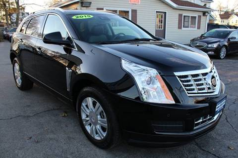 2015 Cadillac SRX for sale at Falleti Motors, Inc.  est. 1976 in Batavia NY