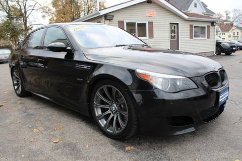 2006 BMW M5 for sale at Falleti Motors, Inc.  est. 1976 in Batavia NY