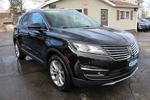 2015 Lincoln MKC for sale at Falleti Motors, Inc.  est. 1976 in Batavia NY