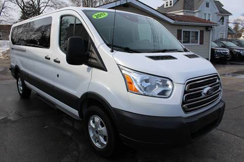 2017 Ford Transit Wagon For Sale In Batavia NY