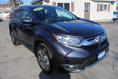 2017 Honda CR-V for sale at Falleti Motors, Inc.  est. 1976 in Batavia NY
