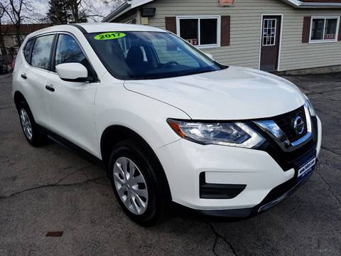 2017 Nissan Rogue for sale at Falleti Motors, Inc.  est. 1976 in Batavia NY