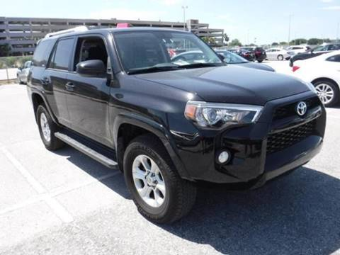 2017 Toyota 4Runner for sale at Falleti Motors, Inc.  est. 1976 in Batavia NY