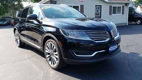 2016 Lincoln MKX for sale at Falleti Motors, Inc.  est. 1976 in Batavia NY