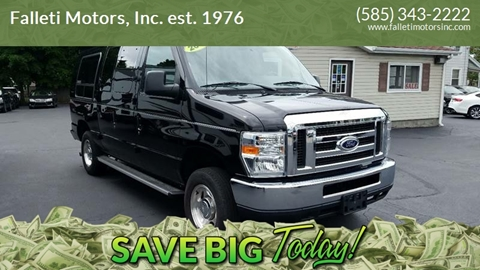 2014 Ford E-Series Cargo for sale in Batavia, NY