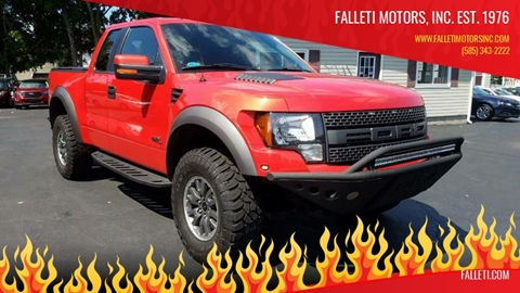 2011 Ford F-150 for sale at Falleti Motors, Inc.  est. 1976 in Batavia NY