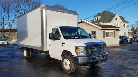 2016 Ford E-Series Chassis for sale at Falleti Motors, Inc.  est. 1976 in Batavia NY