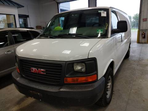 2008 GMC Savana Cargo for sale at Falleti Motors, Inc.  est. 1976 in Batavia NY