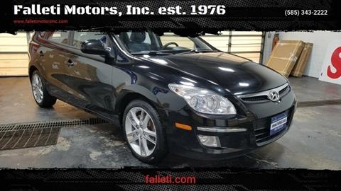 2012 Hyundai Elantra Touring for sale at Falleti Motors, Inc.  est. 1976 in Batavia NY