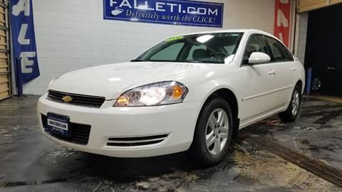 2006 Chevrolet Impala for sale at Falleti Motors, Inc.  est. 1976 in Batavia NY