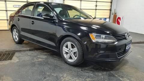 2013 Volkswagen Jetta for sale at Falleti Motors, Inc.  est. 1976 in Batavia NY