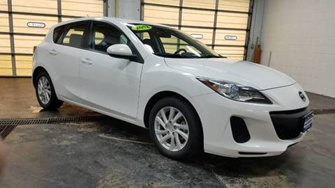 2012 Mazda MAZDA3 for sale at Falleti Motors, Inc.  est. 1976 in Batavia NY