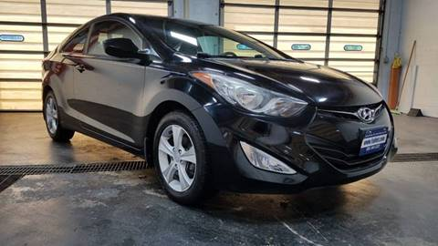 2013 Hyundai Elantra Coupe for sale in Batavia, NY