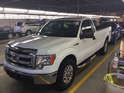 2014 Ford F-150 for sale at Falleti Motors, Inc.  est. 1976 in Batavia NY