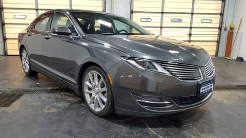 2015 Lincoln MKZ for sale at Falleti Motors, Inc.  est. 1976 in Batavia NY