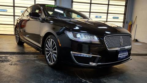 2017 Lincoln MKZ for sale at Falleti Motors, Inc.  est. 1976 in Batavia NY