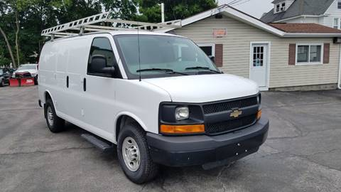 2016 Chevrolet Express Cargo for sale at Falleti Motors, Inc.  est. 1976 in Batavia NY