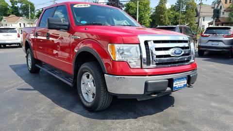 2010 Ford F-150 for sale at Falleti Motors, Inc.  est. 1976 in Batavia NY