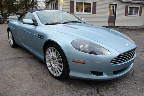 Mercedes North Olmsted >> Used 2006 Aston Martin DB9 For Sale - Carsforsale.com®