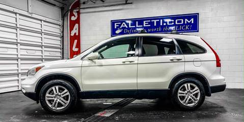 2011 Honda CR-V for sale at Falleti Motors, Inc.  est. 1976 in Batavia NY